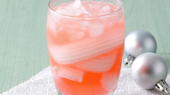 Resep Cocopandan Squash, Minuman Dingin yang Kesegarannya Susah Dilupakan