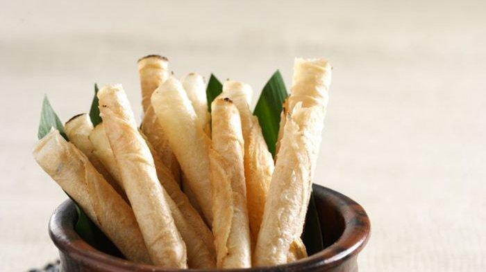 Resep Kue Gapit, Camilan Tradisional Renyah Ini Hanya Menggunakan 5 Bahan Saja