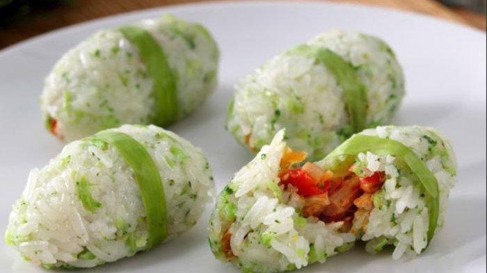 Resep Lemper Brokoli, Kreasi Kue Tradisional yang Sehat Dan Nikmat