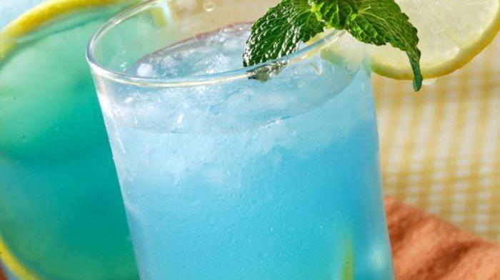 Resep Punch Sari Lemon, Beri Sensasi Rasa Segar di Siang Hari