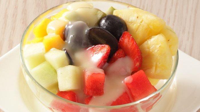 Salad Buah Bergizi, Cocok Untuk Dessert atau Teman Diet