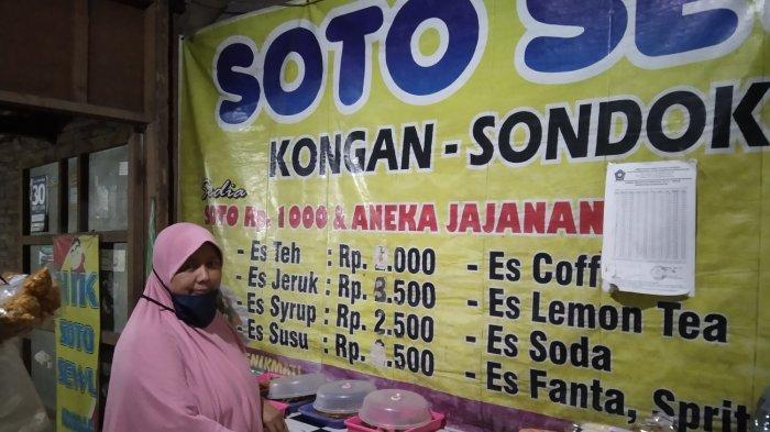 Menikmati Soto di Karanganyar, Harganya Hanya Rp 1000, Termurah di Dunia?