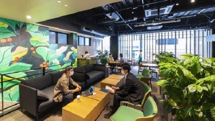 Starbucks di Ginza, Jepang Ini Dirancang Khusus Bagi Tamu Pekerja