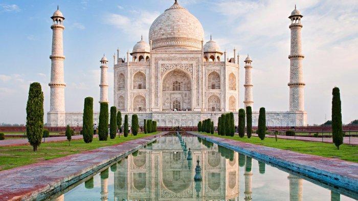 Kurangi Penyebaran Virus Corona, Taj Mahal di India ditutup