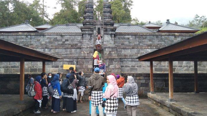 Libur  Nyepi, Wisata Lereng Gunung Lawu Ramai Didatangi Pengunjung