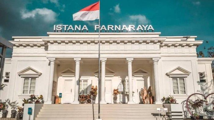 Istana Parnaraya : Bangunan Megah dan Unik di Wonogiri, Populer di Kalangan Anak Muda
