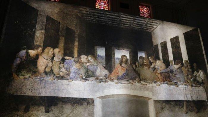 Pameran Leonardo Da Vinci di Museum Mandiri, Berikut 5 Lukisan Legendaris yang Wajib Ditonton