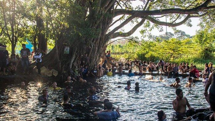 Meski Padusan Dilarang, Wisata Air di Klaten Tetap Buka, Ini Aturannya