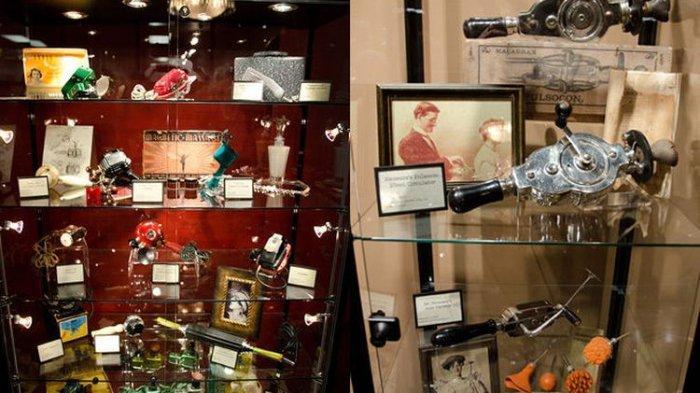Mau Tahu Sejarah Vibrator? Museum di Amerika Pajang Alat Bantu Sex Tersebut dari Tahun 1800