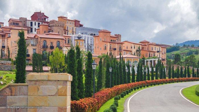 Menikmati Keindahan Khao Yai, Kota ala Italia Lengkap dengan Kebun Anggurnya