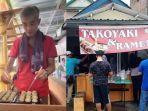 Usai Viral di Media Sosial, Takoyaki di Warung Orang Jepang Ini Selalu Ludes, Istimewa?