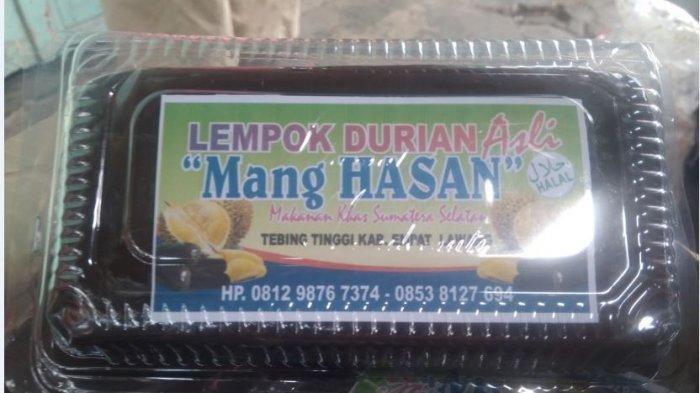 Musim Durian Tiba, Hasan Kirim Lempok Durian Hingga 1 Ton Ke Berbagai Kota Besar di Indonesia