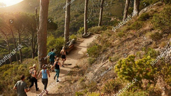 Sriwijaya Trail Run 2020 di Pagaralam, Pemprov Sumsel Targetkan 3 Ribu Peserta dan Bagi 2 Kategori