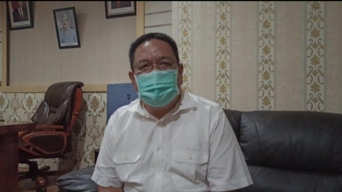Kepala Badan Pertanahan Nasional (BPN) Kota Palembang Ahmad Aminullah, Rabu (3/2/2021).