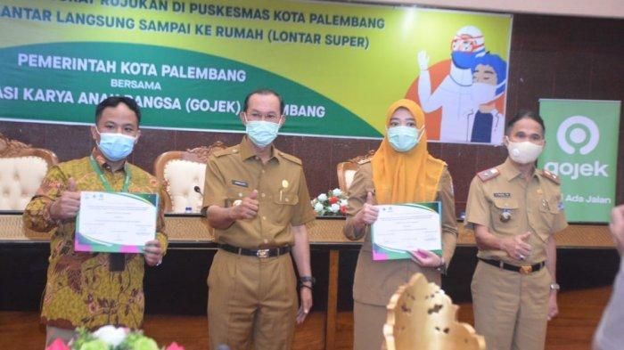 Gojek bekerjasama dengan Pemkot Palembang