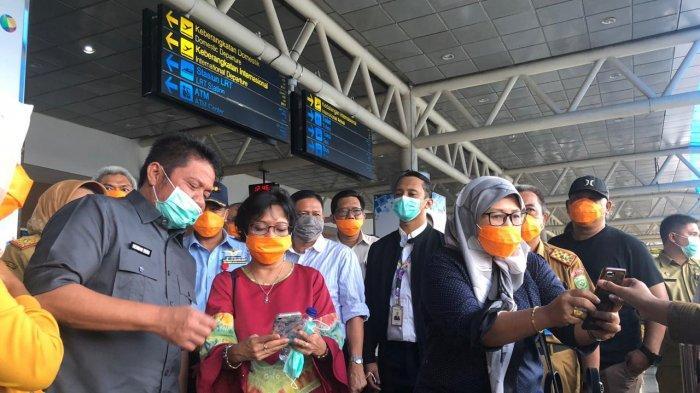 Herman Deru Imbau Warga Sumsel Pakai Masker, Terutama Petugas Pelayanan Publik