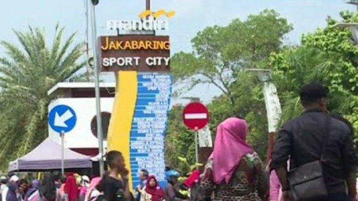 Jakabaring Sport City (JSC)