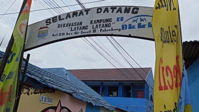 Kampung KB Layang-layang