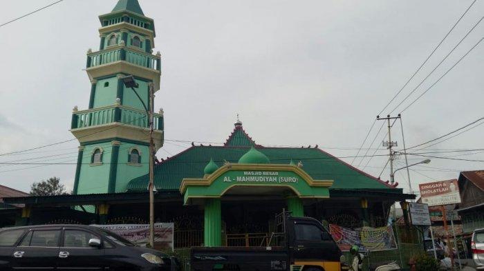 Masjid Suro, Salah Satu Masjid Bersejarah Di Kota Palembang