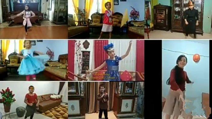 Indah Kumari, Pencipta Lagu Pesona Palembang Ajak Warga Palembang Menari Saat di #RumahAja