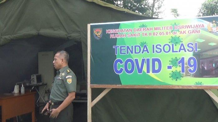 Kodam II Sriwijaya Bangun Tujuh Posko COVID-19, Berikut Rincian Lokasinya