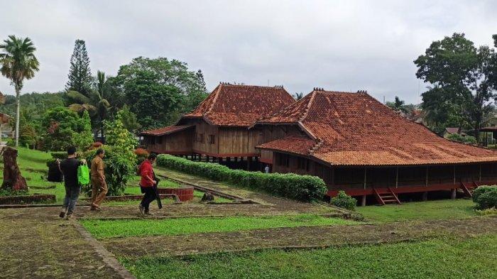 Melihat Rumah Limas di Museum Nasional Provinsi Sumsel