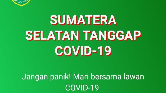Informasi Terkini Seputar COVID-19 di Sumsel Bisa Dilihat di Web Berikut Ini
