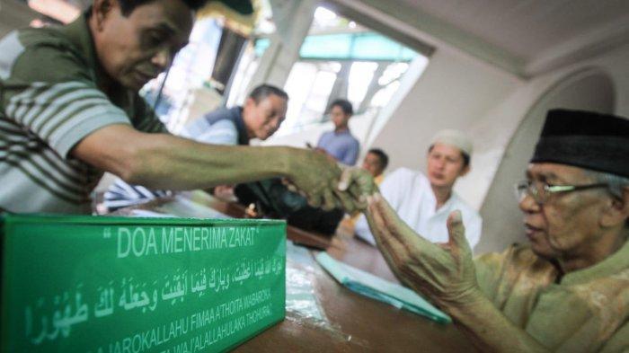 Kemenang Provinsi Sumsel Tetapkan Besaran Uang Zakat Fitrah di 17 Kabupaten/Kota