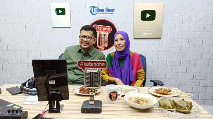 Cerita Hj Satria Jualan Masakan Selama Lima Tahun di #KataNone Mulai dari Hobi Masak