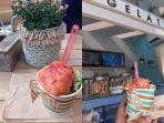 Tak Perlu Jauh-jauh ke Italia, Kamu juga Bisa Nikmati Eskrim Gelato di Makassar