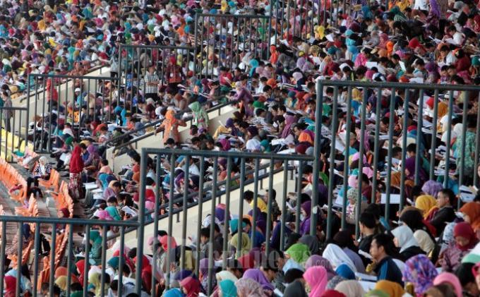 Seleksi CPNS 2013 Tak Akomodasi Putra Daerah