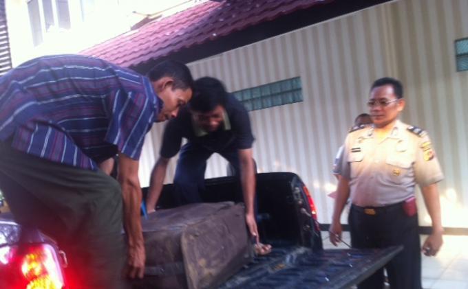 Pembunuh Mayat Dalam Koper Kerja di Mal Senayan City