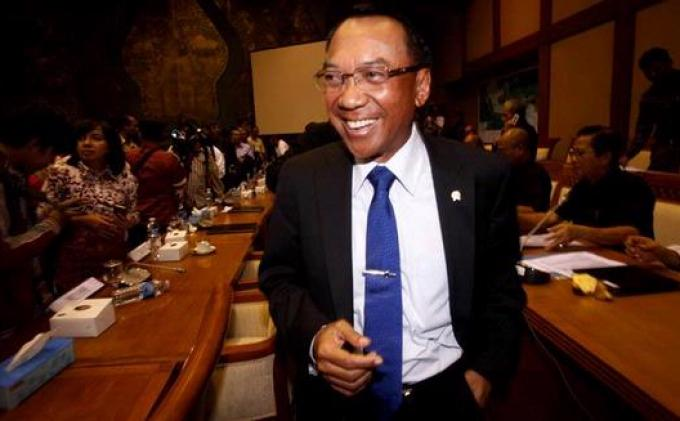 Loyalis Anas Sebut Jero Wacik Sengkuni