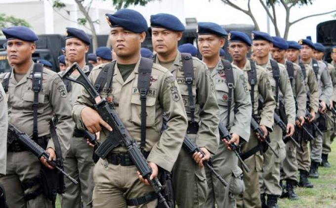 KRONOLOGI Anggota Brimob Gugur Dikeroyok Massa di Papua, Berawal dari Kencing Sembarangan