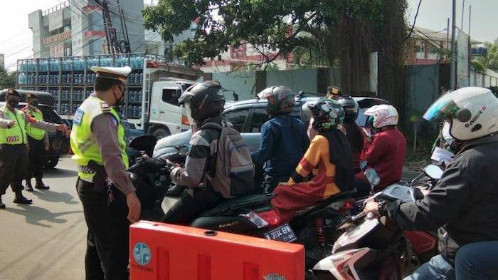 PPKM Darurat Ganti Nama Jadi PPKM Level 4, Aturan Penyekatan dan Pembatasan Mobilitas Tak Berubah