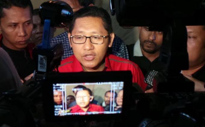 Anas Tak Tahu SBY Legalkan Uang Peserta Kongres