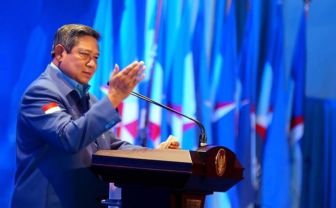 Diajukan SBY, Begini Proses Pendaftaran Merek dan Lukisan Partai Demokrat ke DJKI Kemenkumham