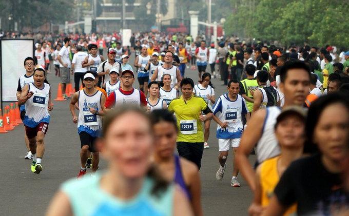 Penyelenggaraan Triathlon Diharapkan Tingkatkan Ekonomi Lokal