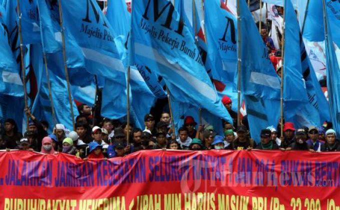 Disnaker Kota Tangsel Buka Pengaduan Terhadap Karyawan atau Buruh yang Tak Dapat THR