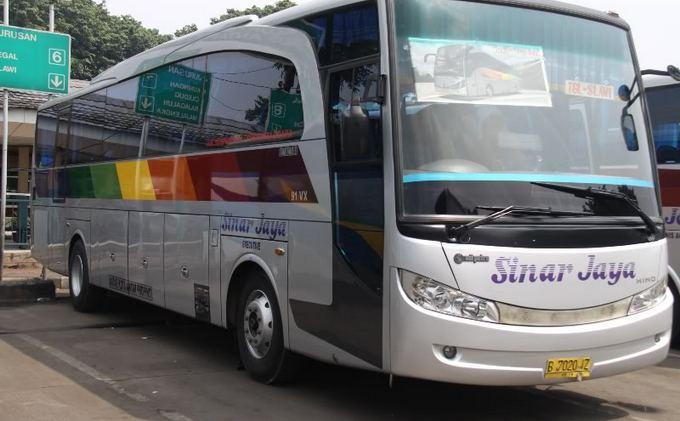 H-6 Idul Fitri 2021: Bus Sinar Jaya Hanya Angkut Seorang Penumpang di Terminal Kalideres