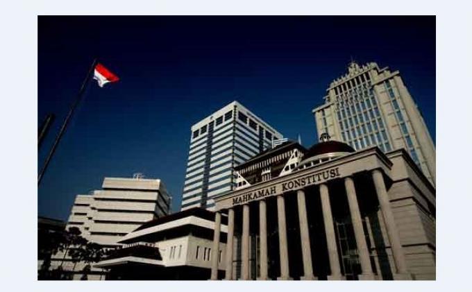 Beda Pendapat, Satu Hakim MK Yakin UU 19/2019 tentan KPK Adalah Undang-undang Baru, Bukan Revisi