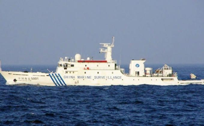 Ilustrasi kapal China. Baru-baru ini  Presiden China Xi Jinping mengirim dua kapal ke Laut China Timur. Ia tak peduli hukum internasional, maunya apa sih?