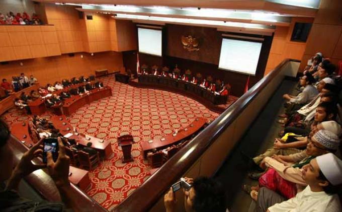 Satu Hakim MK Nilai Pembentukan UU KPK Punya Masalah Konstitusionalitas dan Moralitas Cukup Serius