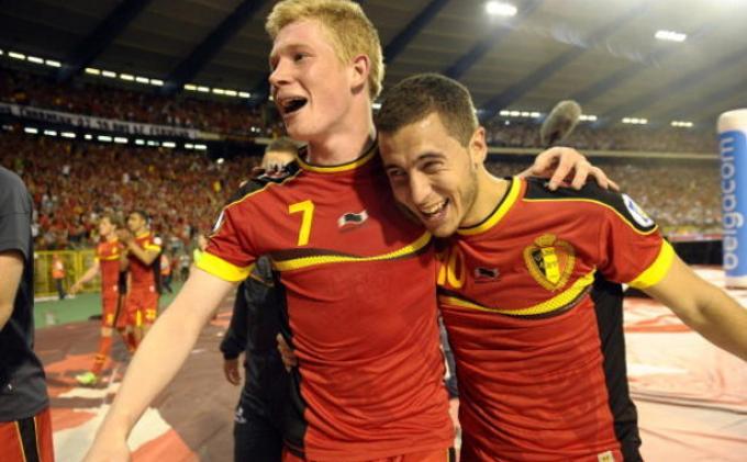 Eden Hazard Dipanggil Timnas Belgia Euro 2020, Pelatih Klaim Hazard Tak Perlu Pulih 100 Persen