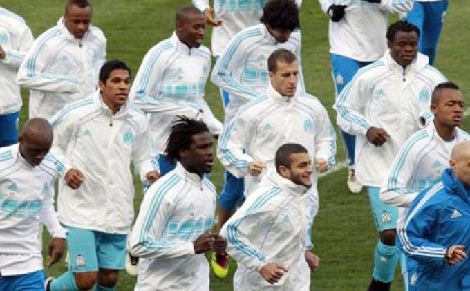 Marseille Akhiri Tahun 2014 dengan Ungguli Lyon