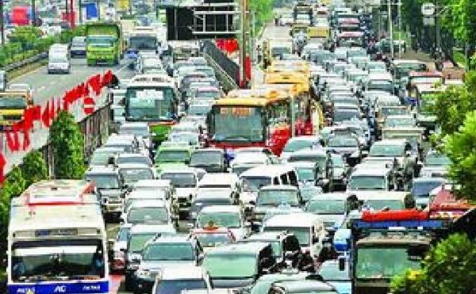 Ini Jawaban Ahok soal Jakarta Dijuluki Kota Termacet di Dunia