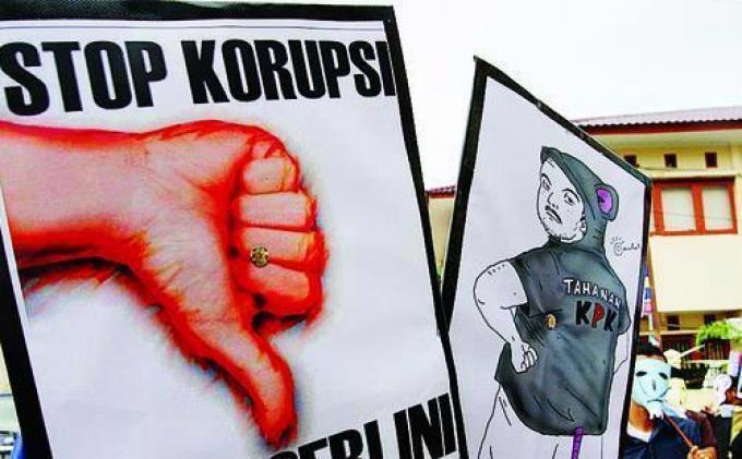 Kasus Korupsi Datang Silih Berganti, Koruptor Disarankan Dimiskinkan dan Ditembak Mati