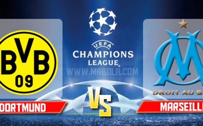 Dortmund Vs Marseille: Borussia Dortmund Dampingi Arsenal
