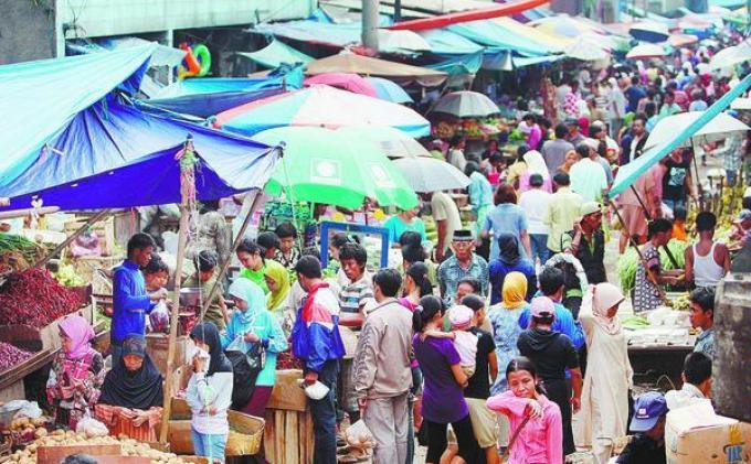 Mulai Juli 2020, Seluruh Pasar Tradisional dan Pasar Rakyat di Jakarta Bebas Kantong Plastik Kresek