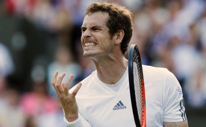 Andy Murray  Siap Ketemu Raksasa Kroasia Ivo Karlovic pada Senin